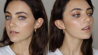 Tonal Makeup Look Using Only Creams & Liquids