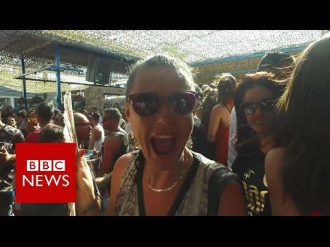 Ibiza's iconic Space nightclub shuts - BBC News