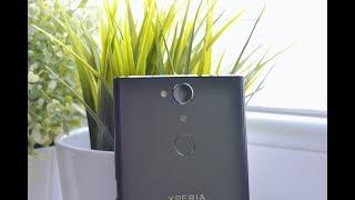 Unboxing - Sony Xperia XA2 Plus