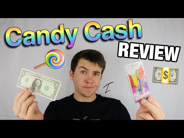 Candy Cash by Jhony Sam & Tumi Magic - Magic Trick Review