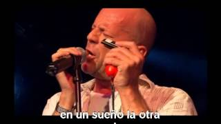 Bruce Willis & The Accelerators - Devil Woman (Subtítulos en Español)