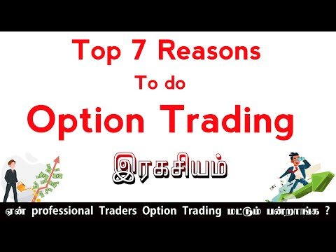Top 7 Reasons To do Option Trading ? | Option Trading Strategies | Tamil | Share Market Academy
