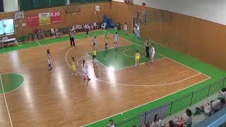 BK ŠKP 08 Banská Bystrica - MBK Stará Turá