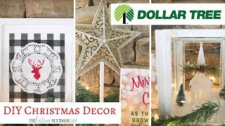 DIY Dollar Tree Christmas Decorations 2017