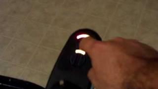 Car Horns installed on an Electric Wheelchair