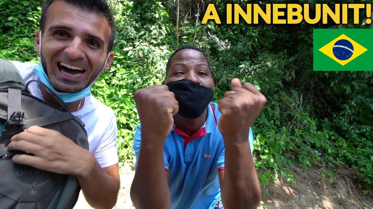 AM DAT 2300€ UNUI BRAZILIAN DIN FAVELE