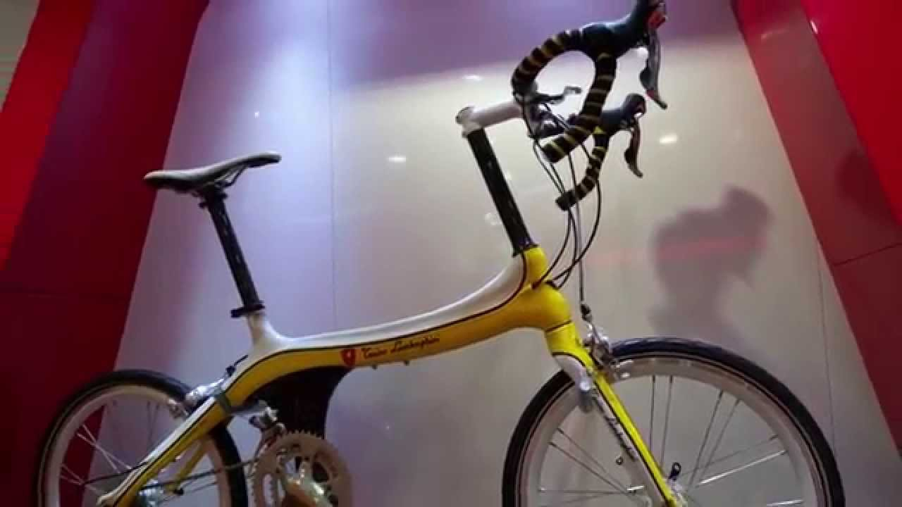 Tonino Lamborghini Bike