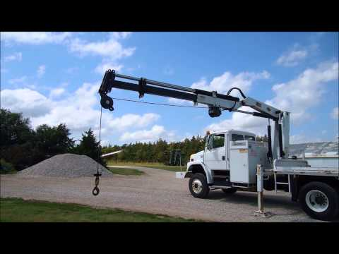 2003 IMT 9000 Series Knuckle Boom Crane For Sale | Sold At Auction December 17, 2014