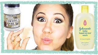 How To Make Makeup Remover - Easy DIY Recipe!