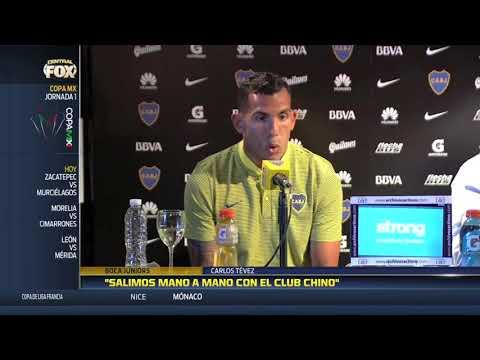 El regreso de Tévez a Boca Juniors