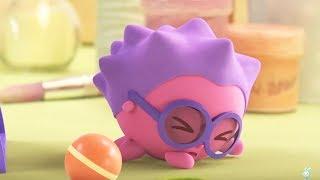 Малышарики - Раскраска для детей - Робот   Развивающие мультики для самых маленьких