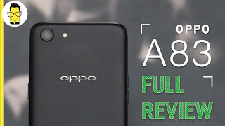Oppo A83 Full Review - The budget iPhone X