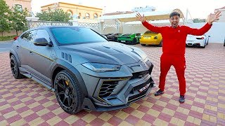 Here's Why the 2020 Lamborghini Urus Mansory is Worth $500,000 !!!