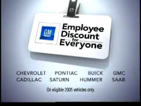 Gm Employee For Everyone