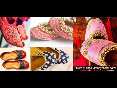 Punjabi Jutti Ladies Design