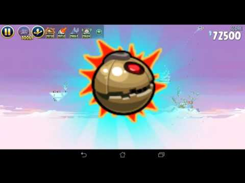 Angry Birds Star Wars Cloud City All levels