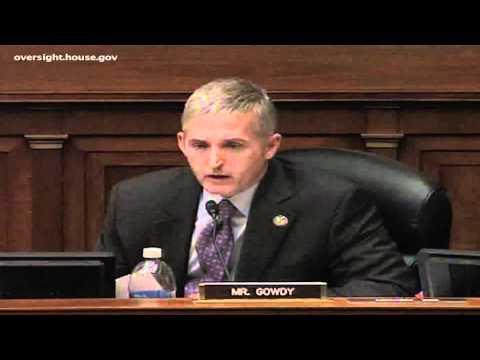 Oversight Hearing on GSA Abuse