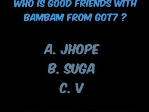 How well do you know BTS ? | BTS Quiz |