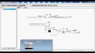 Видео CoDeSys ПЛК Овен язык программирования CFC Часть № 8
