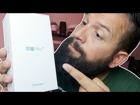 UNBOXING HONOR PLAY EN ESPAÑOL  - EL GAMER