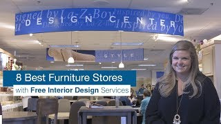 8 Best Furniture Stores With Free Interior Design Services