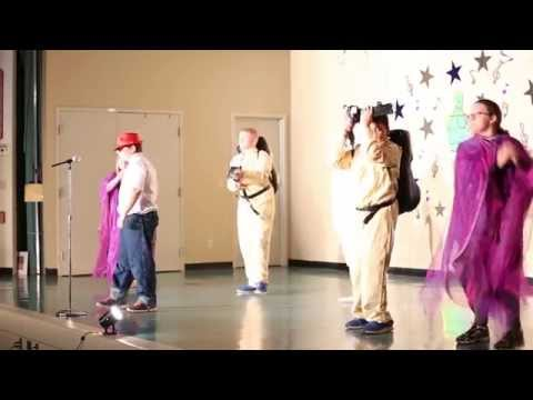 St. John the Baptist School Ghostbusters Skit
