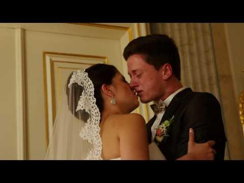 Greta & Christian - Hochzeit Gohliser Schlösschen Hotel Schkopau - Highlightclip / CINE EMOTION