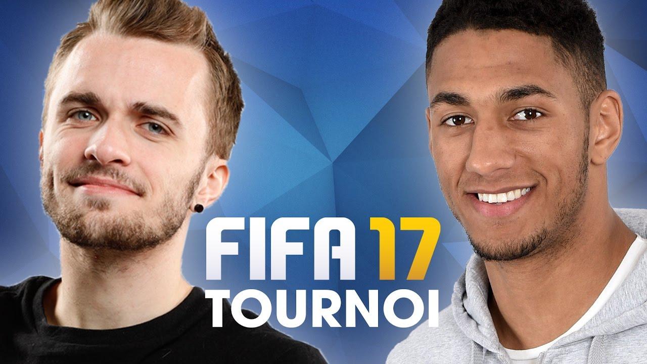 SQUEEZIE vs TONY YOKA - Tournoi FIFA 17