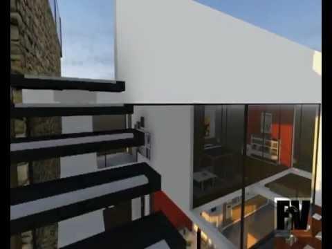 Progetto casa moderna youtube for Progetto casa moderna nuova costruzione