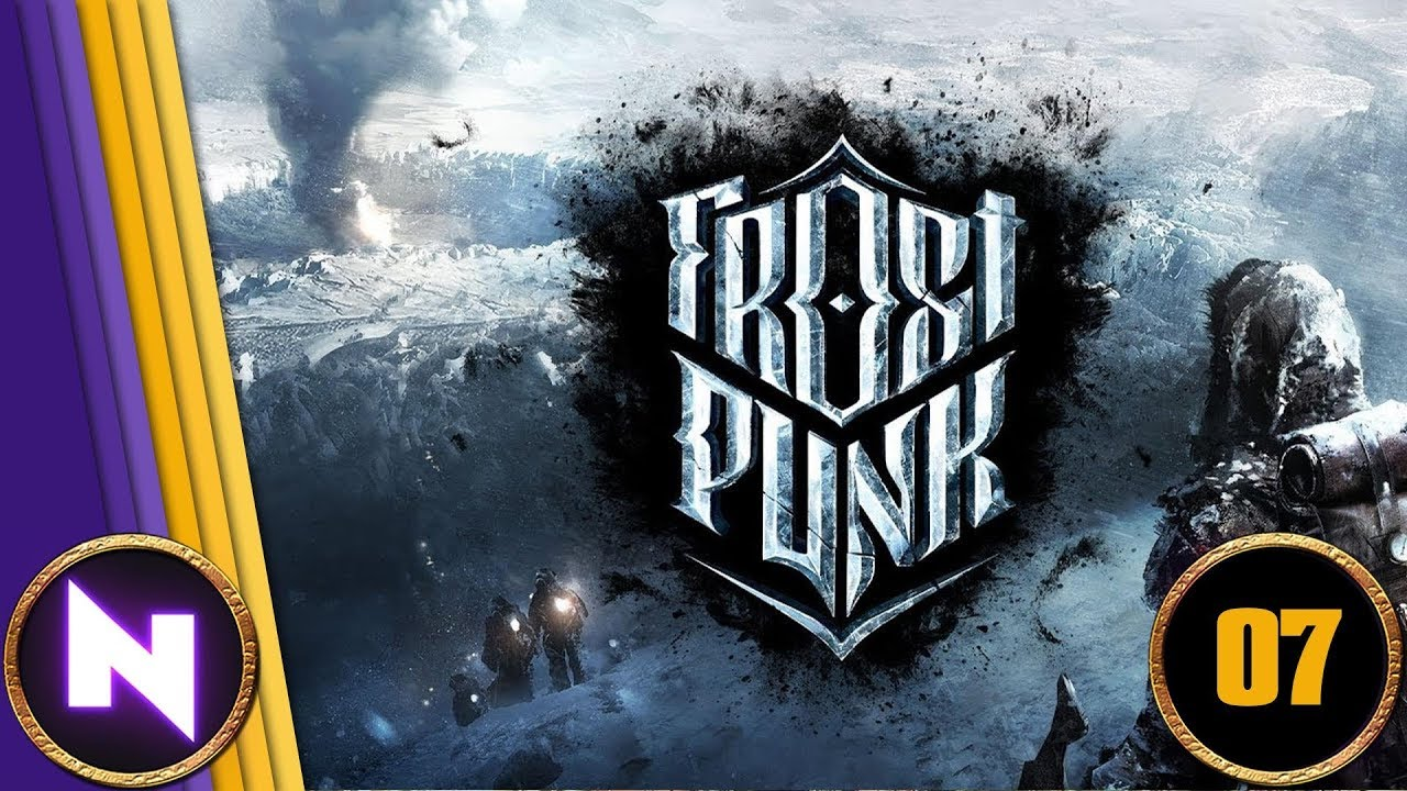 Lets Try Frostpunk 7 PATH OF ORDER,QLH2H - VideosTube