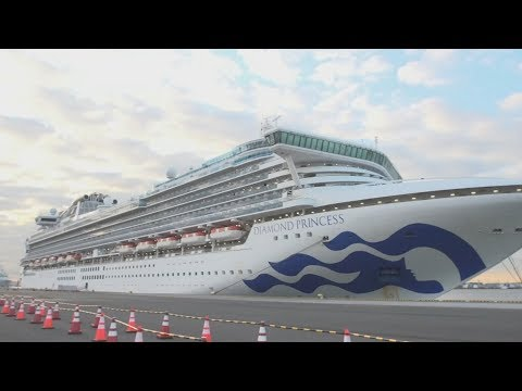Health Dept.: Around 500 Pinoys In Cruise Ship In Japan To Return On Feb. 23