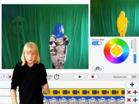 Green Screen Technology - Makerspace for Education