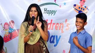 Children's  Day Special Video By Kavyasa   Celebrations in Vijayawada
