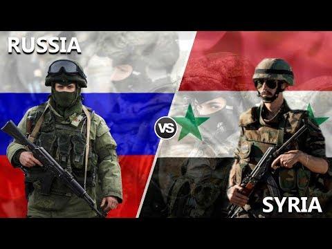 Russia vs Syria - Military Power Comparison 2020