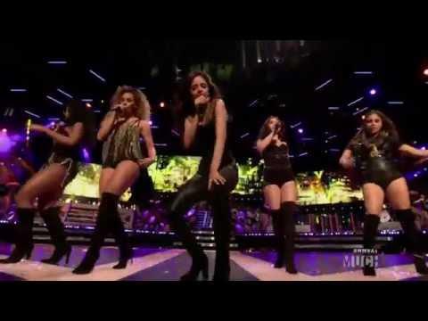 Fifth Harmony MMVAs 2016| HD