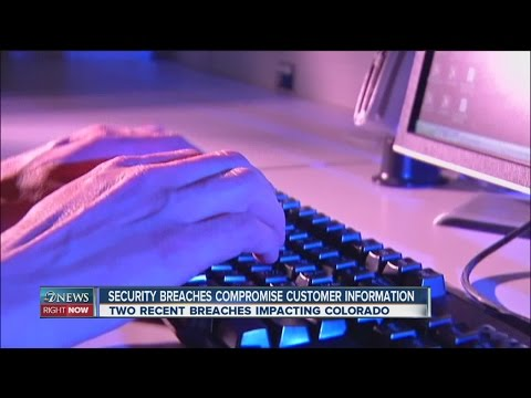 Security breaches compromise customer information