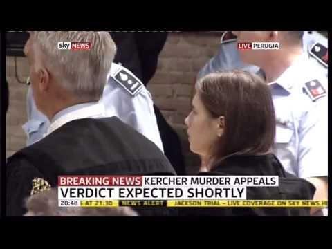 Amanda Knox and Raffaele Sollecito cleared of Murder of Meredith Kercher