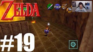 ¡Volcan ardiente! Capitulo 19 | The Legend of Zelda Ocarina of Time (ElGuerrero064)