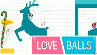 Game Love Balls. Daily Challenge (Android, iOS).