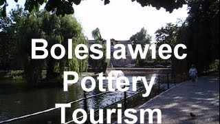 Gambar cover Boleslawiec Poland For Pottery And Tourism With Bed And Breakfast