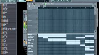 Aqua - Candyman (FL Studio 9 Remake/Cover)