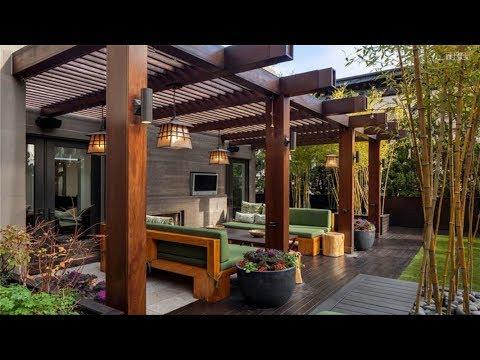 Best ideas! - Outdoor Terraces Ideas | Creative Wood Design Sofa Chair Grill