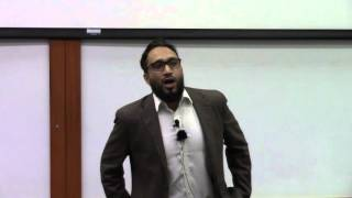Purpose of Life | Sh. Moutasem al Hameedi | Discover Islam Week 2016 | UNMC