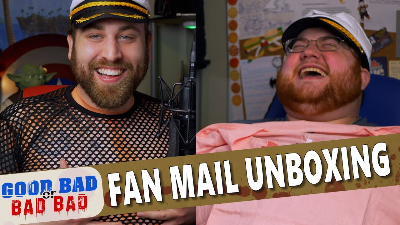 Fan Mail Unboxing - March 2021