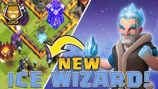 Clash of Clans: Ice Wizard Guide | Clashmas Gift #3