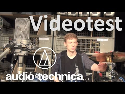 Videotest Audio Technica