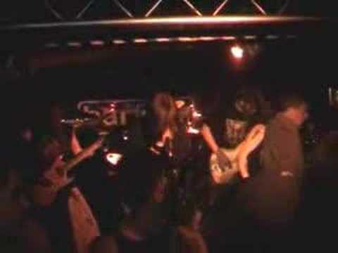Hand Of The Daedra Live @ Cardiff Barfly Part 1