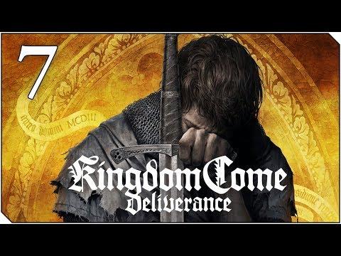 KINGDOM COME DELIVERANCE   Capítulo 7   Soy un guarda del pueblo y les doy hostias a los nobles XD