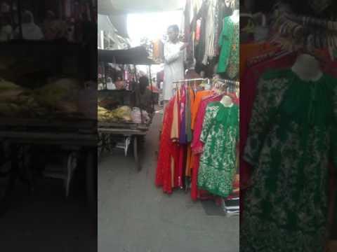 Funny trial in wazirabad main bazaar