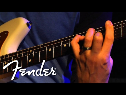 Squier J Mascis Jazzmaster Clean Tone with Effects Demo | Fender